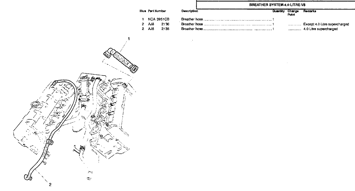 1999 jaguar xj8 heater hose diagram  1999  get free image